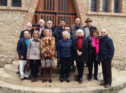 Visita del Rotary Club de Menorca a Barcelona